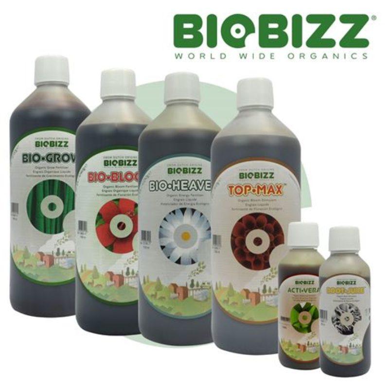 Gamme Bio Bizz