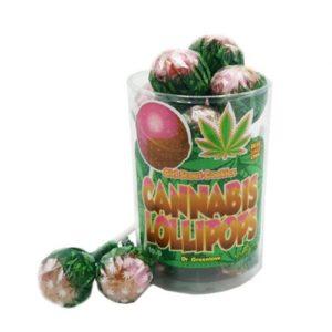Lollipops Cannabis - Bubblegum x Girl Scout Coockies