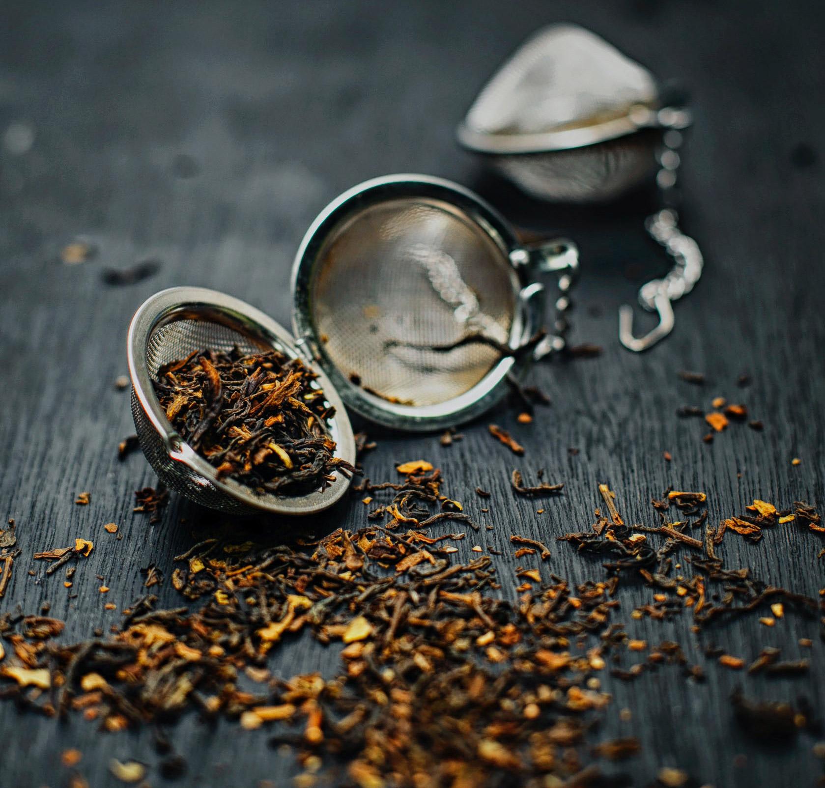 infusions et thés à base de chanvre